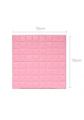 PE Foam Self-Adhesive 3D Wall Stick..