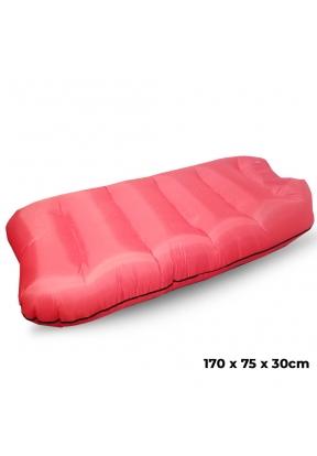 Inflatable Lazy Air Bag Beach & Cam..