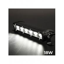 LED Work Light Bar 18W Driving Lamp..