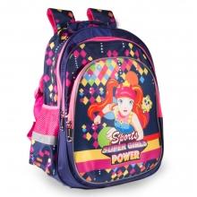 Sports Super Girls Power School Bag..