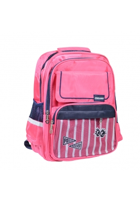Vivid-Colors School Bag Backpack (L..