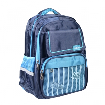 Vivid-Colors School Bag Backpack (L..