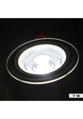 12cm Recessed 7W LED Panel Ceiling ..