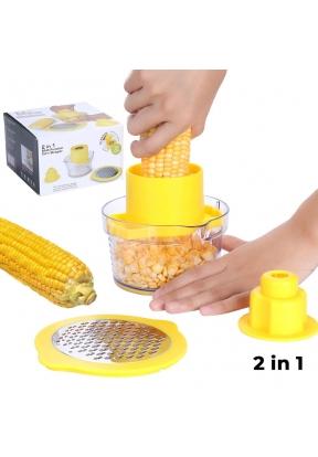 2 In 1 Multi-Function Corn Stripper..