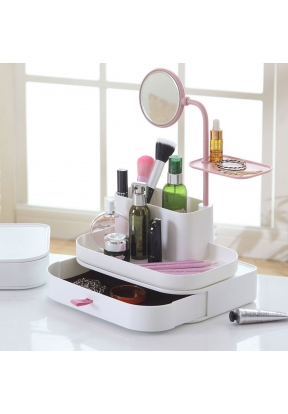 Cosmetic Organizer with Mirror..