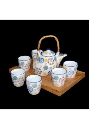 Nordic Style Ceramic Tea/Coffee Ser..