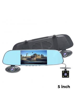 12V Vehicle DVR Mirror 5.0