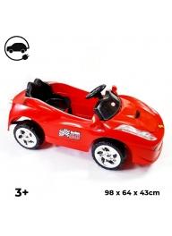 Kids 6V Single-Drive Electric Car w..