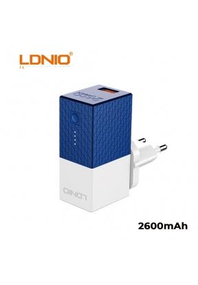LDNIO PA307 Single USB 1A Max 2-IN-..