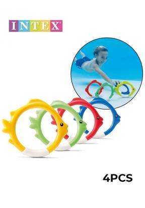 Intex 55507 Diving Swimming Pool Ki..