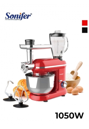 Sonifer SF-8056 3 in 1 Stand Mixer ..