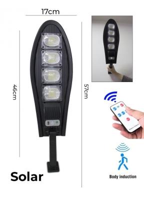 168-COB LED Waterproof Solar Sensor..