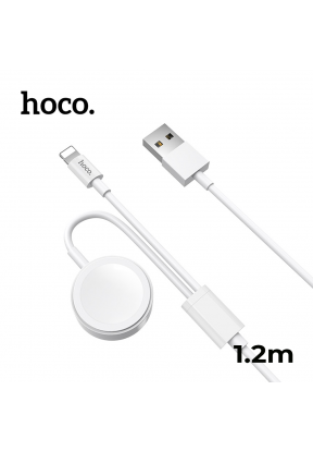 Hoco U69 2 in 1 Fast Charging Cable..