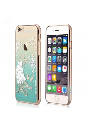 DEVIA Plated PC Case for iPhone 6 P..