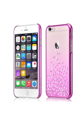 COMMA Gradient Plated Hard Case for..