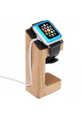 Wood Charging Holder Display Bracke..