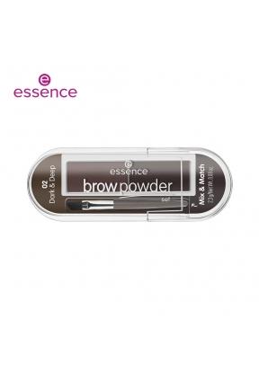 Essence Eyebrow Powder Set - 02 Dar..