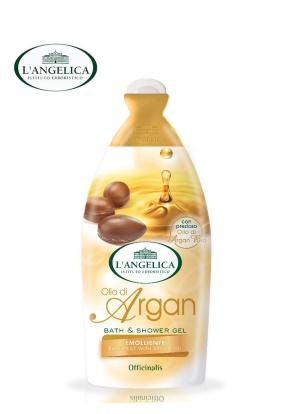 L'Angelica Olio Di Argan Bath & Sho..