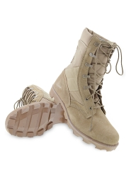 Sand Color Men's Suede Leather 9.5