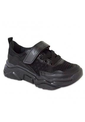 Callion 054 Black Boy's Sneakers..