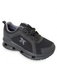 Venuma V-256-A Black Men's Sneakers..