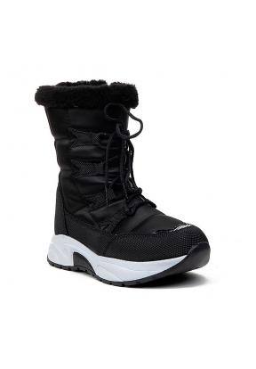 Twingo 7455 Black Girl's Snow Boots..