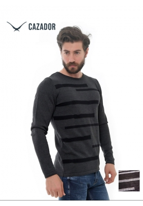 Cazador Men's Sweaters Pullover Sof..