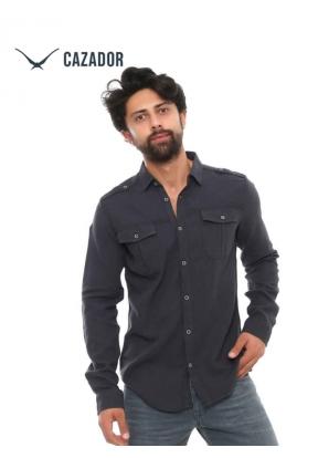 Cazador Men's Shirt Soft Lightweigh..