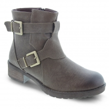 Polaris Faux Leather Women Boots - ..