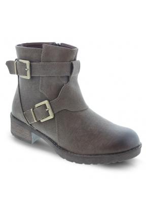 Polaris Faux Leather Women Boots - ..