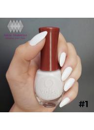 Valse Nail Polish White #1..