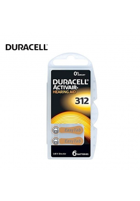 Duracell 312 Hearing Aid Battery - ..