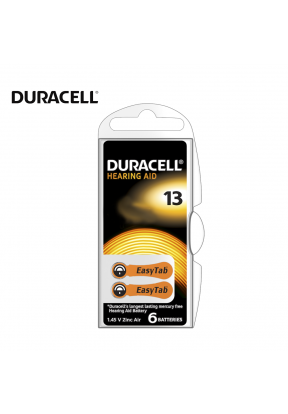 Duracell 13 Hearing Aid Battery - P..