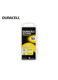 Duracell 10 Hearing Aid Battery - P..