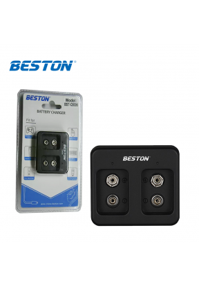 Beston USB Charger for 9V Batteries..