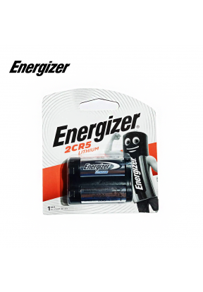 Energizer 2CR5 Lithium Battery Pack..