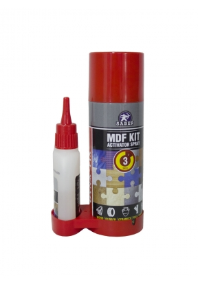 Saber MDF Kit Activator Spray 200ml..