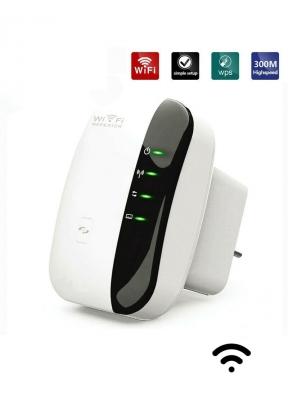 300M Wireless-N Wi-Fi Repeater 2.4G..