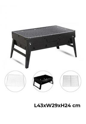 Royal Charcoal BBQS Metal Grill Ove..
