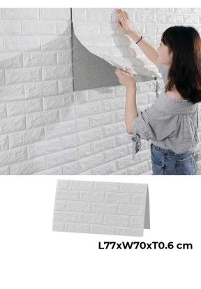 DIY 3D Wall Stickers PE Foam Self-a..