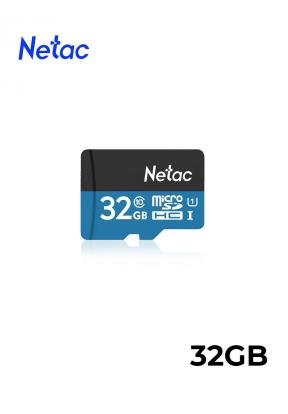 Netac MicroSD Memory Card 32Gb..