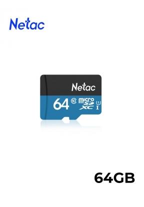 Netac MicroSD Memory Card 64Gb..