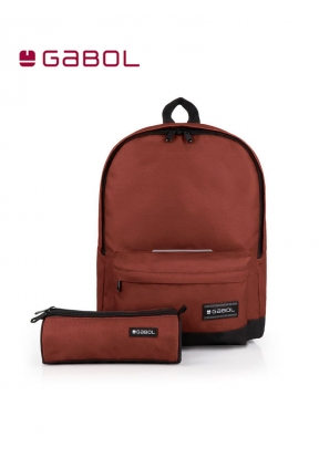 Gabol School Bag Adult Bundle Backp..