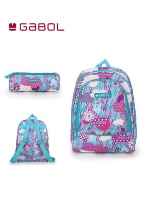 Gabol School Bag Color Bundle for G..