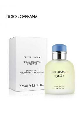 Tester Dolce & Gabbana Light Blue E..