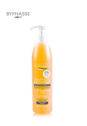 Byphasse Keratin Shampoo 520ml..