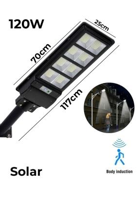 280 LED Solar Street Lights Outdoor..