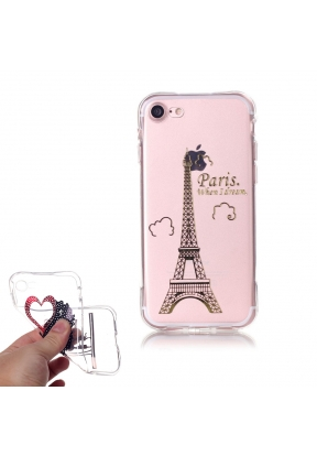 Lacquered Soft TPU Protector Case f..