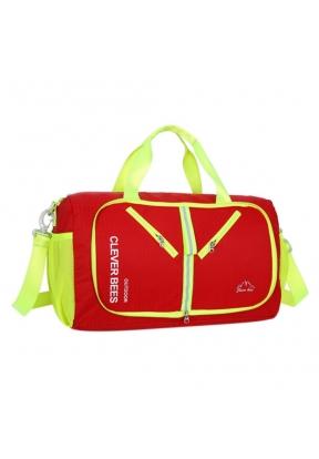 CTSMART Fashionable Gym Sports Lugg..
