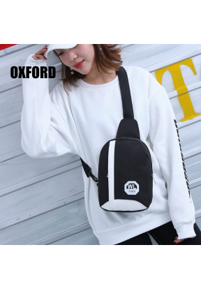 Fashion Oxford Cloth Casual Cross B..